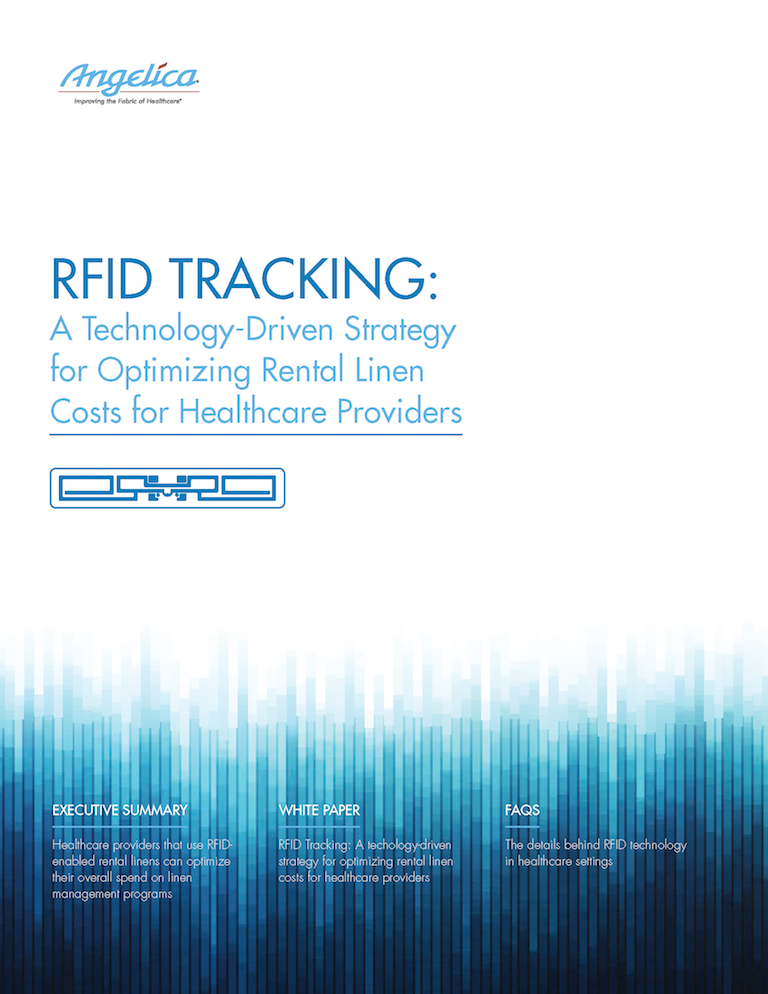RFID Tracking: A Technology-Driven Strategy for Optimizing Rental Linen Costs for Healthcare Providers. Angelica